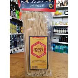 Spaghetti con curva, 500 gr.