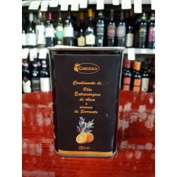 Sorrento Orange Olive Oil, 250 ml.