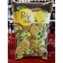 Caramelle morbide al limone 200 gr.