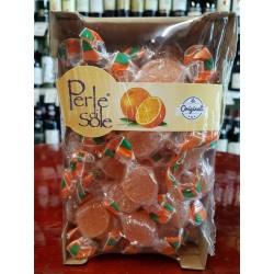 Caramelle morbide all'arancia 200 gr.