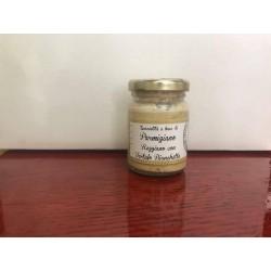 Parmigiano Reggiano con Tartufo Bianchetto