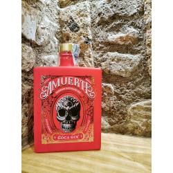 Gin Coca Leaf Red Amuerte