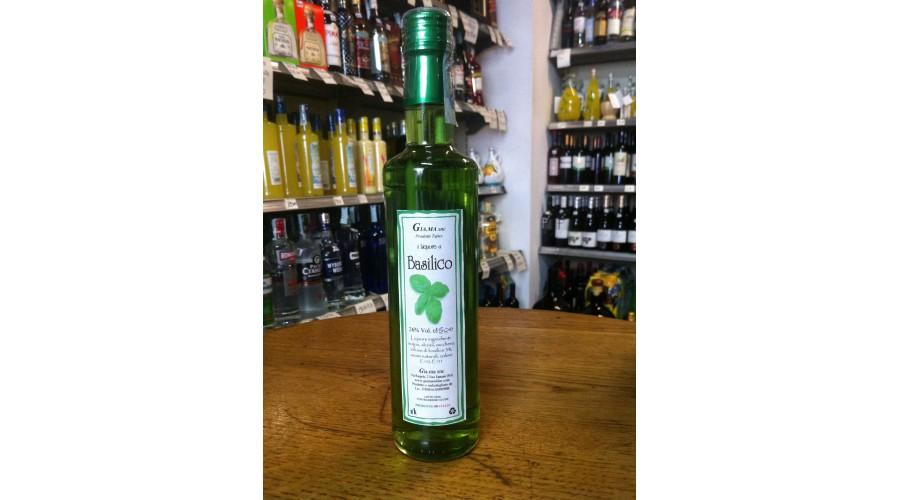 Liquore al basilico 50 cl.