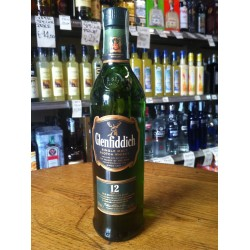 Glenfiddich 12 years old, 70 cl.