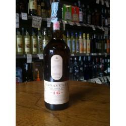 Lagavulin whisky 16 anni, 70 cl.