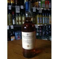 Talisker whisky 10 anni, 70 cl.