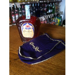 Crown Royal 12 years ago, 70 cl.