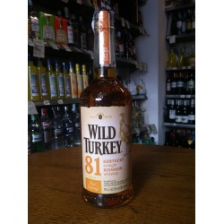 Wild Turkey 81, 70 cl.
