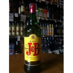 J&B 1 lt. bottle