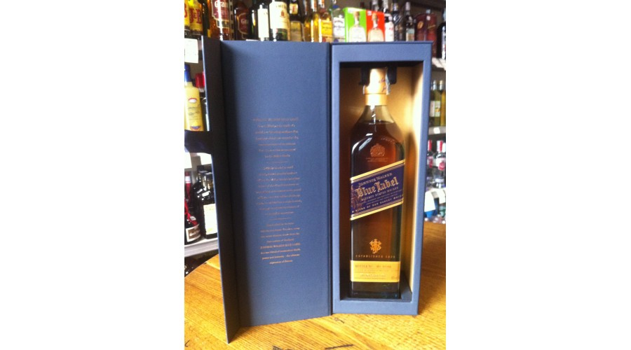 Johnnie Walker Blue Label 70 cl.