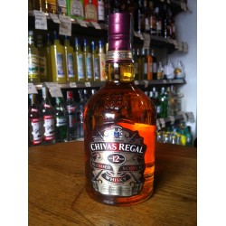 Chivas Regal 12 years old, 70 cl.