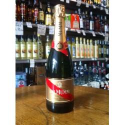 Champagne G.H.Mumm Curvèe Privilège 75 cl.
